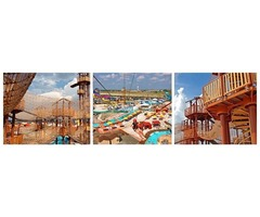 Hawaiian Falls Water & Adventure Parks