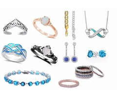 Blue Apple Jewelry - Rings for Women | Womens Bangles Online