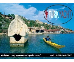Marmaris Yacht Charter Turkey