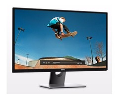 Dell SE2717H is First Monitor to Support AMD FreeSync