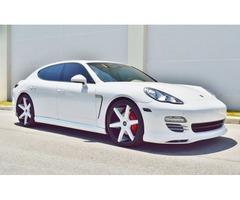 2011 Porsche Panamera Wicked AWD