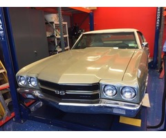 1970 Chevrolet Chevelle Tricentennial Edition