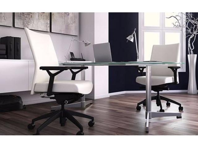 Commercial office furniture store home