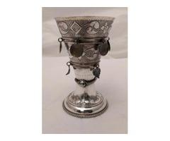 Rare David Andersen Sterling Silver Goblet