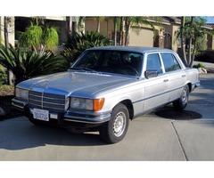 1978 Mercedes-Benz 400-Series 450SEL 6.9