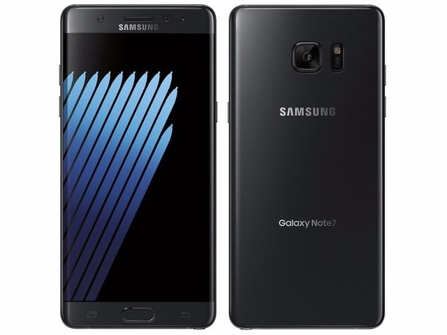 5cc0439c9 Best Buy Samsung Galaxy Note 7 Smartphone - Cell Phones ...