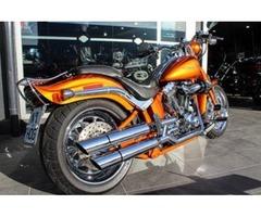 Harley Davidson CVO Springer 2008