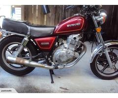 Suzuki GN 250 2006