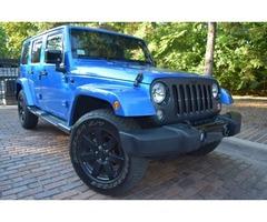 2014 Jeep Wrangler 4WD SAHARA-EDITION