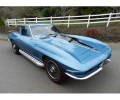 1967 Corvette 427-435 HP Coupe