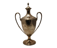 George III Silver Two-Handled Trophy Cup, 19th Century