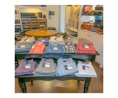 clothing stores charleston sc