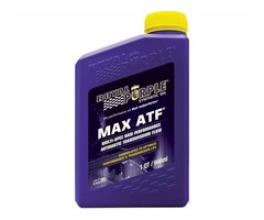Use Royal Purple Max ATF and get smooth running of your vehicle