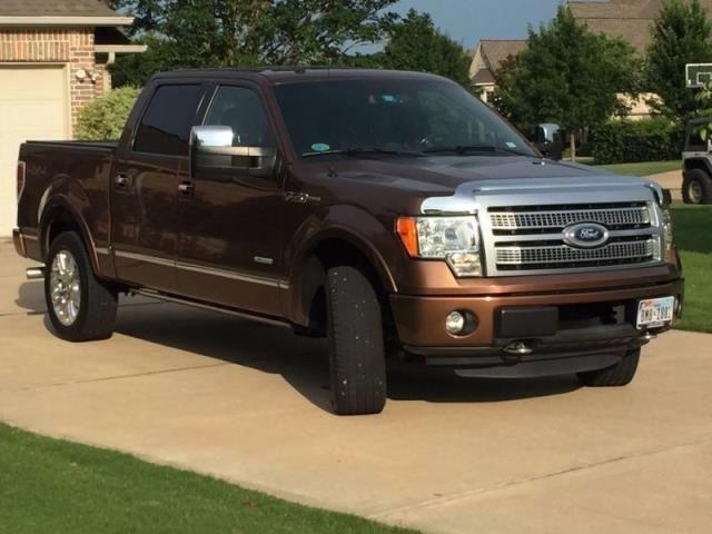 Ford F 150 Platinum Trucks Amp Commercial Vehicles