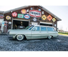 1964 Chevrolet Bel Air 150210 Wagon