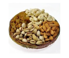 UPTO 60% OFF on Delicious Diwali Dry Fruits