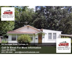 2 Bedroom Real Estate Investment Opportunity in Fairhope