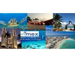 Explore the Riviera Maya Popular Destinations
