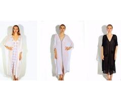 Buy Designer Kaftans and Pareo Online