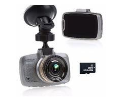 "Dash Cam, RAGU 2.7"" 170°1920*1080 Full HD Car DVR HD Video Car BlackBox Camera"