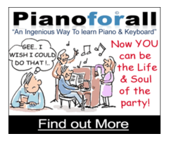 Now ANYONE Can Learn Piano or Keyboard