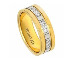 What can be a great alternative of your expensive wedding ring?