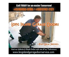 Garage Door Repair Service in Long Island