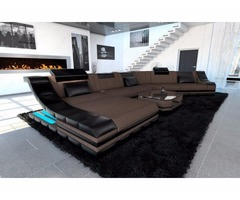 Buy Fabric Sectional Sofas