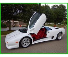 Lamborghini: Diablo 1991 Lamborghini Diablo Coupe
