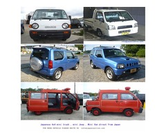 JAPANESE 4X4 MINI TRUCK  FOR USA AND CANADA