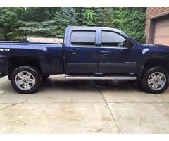 Chevrolet: Silverado 2500 Ltz
