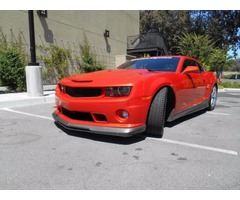 Chevrolet: Camaro 2ss/rs