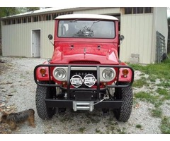 Toyota: Land Cruiser Fj40 | free-classifieds-usa.com