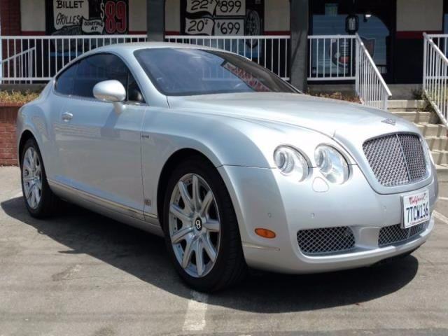 Bentley Continental Gt Coupe Cars Ash Flat Arkansas
