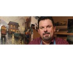 Thomas Kinkade Inspiration Art Gallery