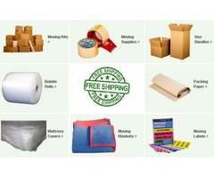 Bellevue (WA) Moving Boxes Seattle Cheap Packing Supplies
