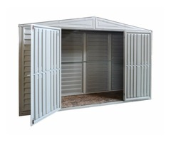 DuraMax Vinyl Sheds: The Perfect Choice