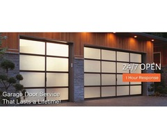 Commercial Garage Doors Service New York