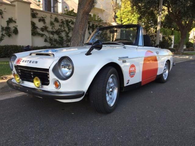 Datsun 1600 Roadster >> Datsun Other Custom 1600 Roadster Cars Blevins