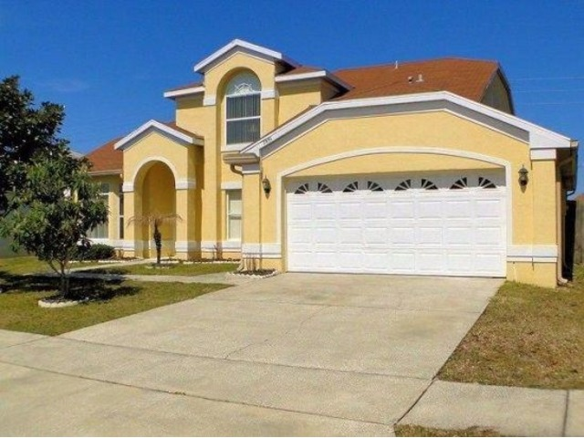 Get Amazing 5 Bedroom Home Located In Lindfields Vacation Rentals Kissimmee Florida