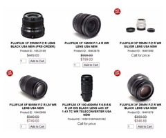 Buy Zeiss Lens Online at Popflash Photos