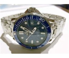 Omega Seamaster Co-Axial 007 James Bond Watch!