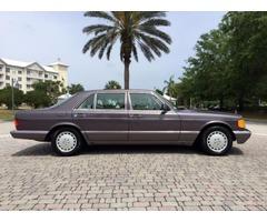 1991 Mercedes Benz 350sdl turbo diesel