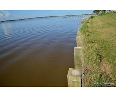 Waterfront Property!