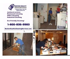 Office Cleaning Boston, Commercial Cleaning, Janitorial