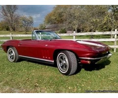 1966 Chevrolet Corvette Convertible For Sale
