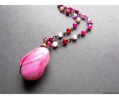 Handmade Gemstone Beaded Jewelry   free-classifieds-usa.com