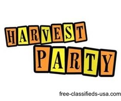 Community Harvest Party