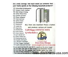 SD501 Enagic Water System