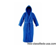 Hooded bath Robes